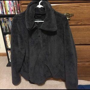 Weatherproof Tops - Weatherproof zip up sweater. So soft and comfy