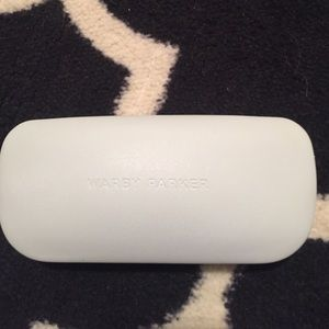 Warby Parker Accessories - Warby Parker hardshell glasses case