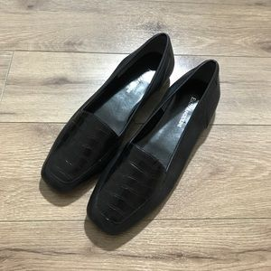 Enzo Angiolini Shoes - NWOT Enzo Angiolini leather flats Loafers
