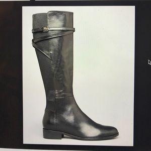 LK Bennett Shoes - LK Bennet black riding boots