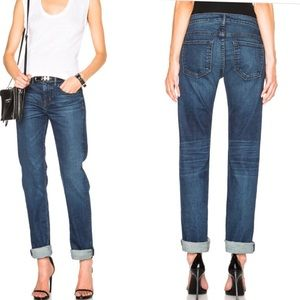 Helmut Lang Denim - helmet lang || relaxed tapered jeans