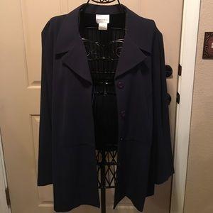 Fashion Bug Jackets & Blazers - Fashion Bug blazer size 22/24W
