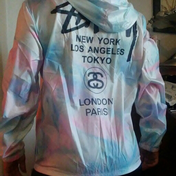 Teal Bomber Jacket