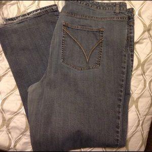 Venezia Denim - Venezia jeans stretch boot cut size 24