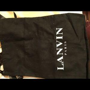 Lanvin Handbags - Lanvin dustbags