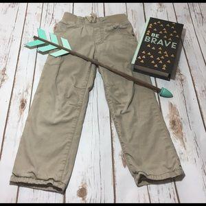 Gymboree Other - Gymboree khaki pants size 4T