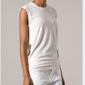 IRO Tops - IRO Sleeveless Perforated Kia Tunic Top
