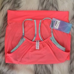 Ivivva Other - ivivva lululemon Kids Orange workout top