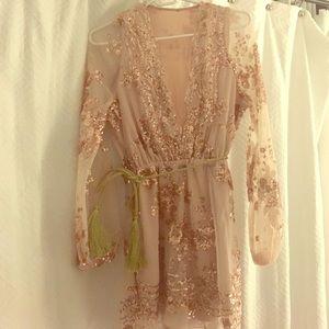 goodnight macaroon Dresses & Skirts - Goodnight Macaroon Romper