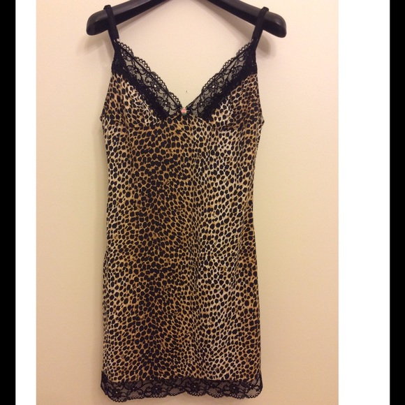 0b4ff51e3c50 Dolce & Gabbana Intimates & Sleepwear | Dolce Gabbana Leopard Print ...