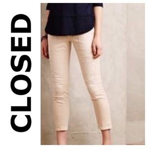 Closed Pants - 💸Closed Bonnie DISTRESSED crop pant size 27