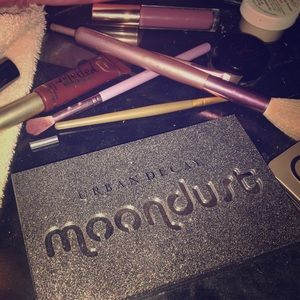 Urban Decay Other - Urban Decay Moondust Palette