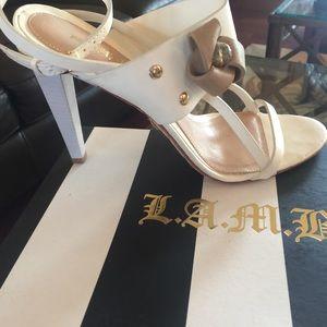 lamb Shoes - L.A.M.B. By Gwen Stephani Dress Sandal