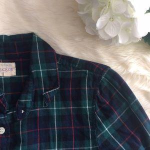 ❤️{J.Crew} The Perfect Shirt- Plaid (XS)