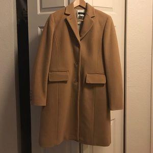 J. Crew Jackets & Blazers - J Crew Wool Long Coat