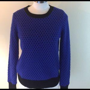 Lined sweater / sweatshirt
