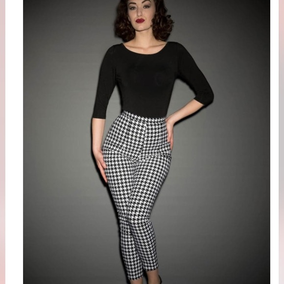 fdf41c534227 Deadly Dames Pants | Cigarette | Poshmark