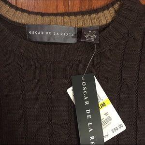 Oscar de la Renta Other - NWT Oscar de la Renta Sweater