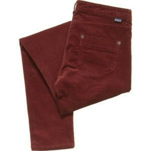 Patagonia Pants - Patagonia W's Fitted Corduroys