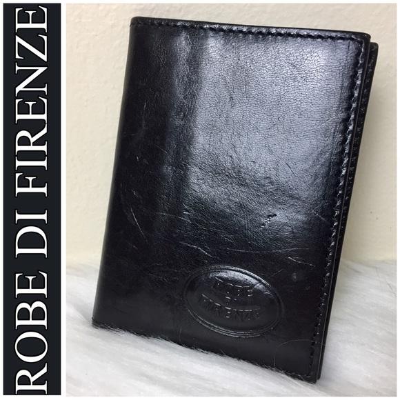 213eda2ebf65d Robe Di Firenze Signature Leather Wallet. M 58a7bc4dc6c795108e0de9c4