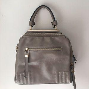 Urban Expressions Handbags - Urban Expressions Taupe Handbag