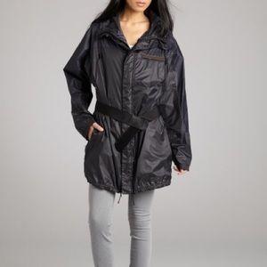 Balenciaga Jackets & Blazers - Balenciaga Paris ZipFront Hood Windbreaker Jacket