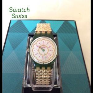 Swatch Jewelry - 💯% Authentic Swiss Watch