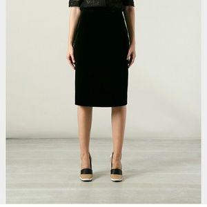 Christopher Kane Dresses & Skirts - Christopher Kane Velvet Skirt