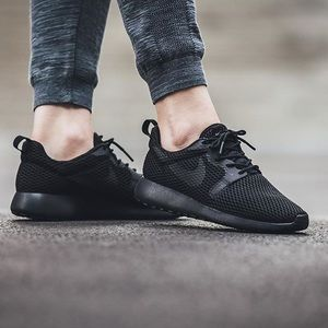Nike Shoes - Nike Roshe One Triple Black Sneakers