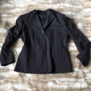 Jackets & Blazers - 3 for $20 Dark Gray Blazer Jacket Size Large