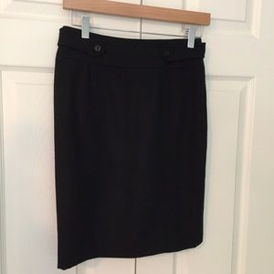 Burberry Dresses & Skirts - Final Price Burberry Wool Cashmere Pencil Skirt