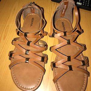 Merona (target) sandals
