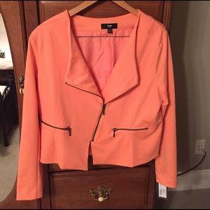 Mossimo Supply Co. Jackets & Blazers - Peplum jacket