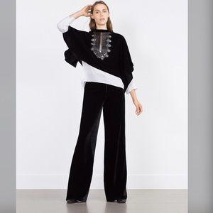 Women's Zara Wide Leg Pants on Poshmark