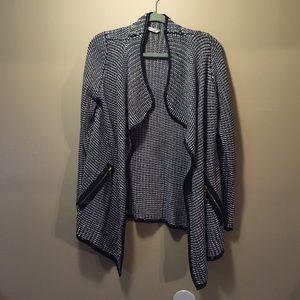 sheinside Sweaters - Long sleeve Knit Cardigan