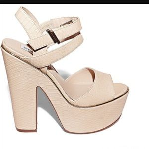 Steve Madden Shoes - BRAND NEW GORGEOUS STEVE MADDEN WEDGES!