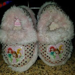 Shoes - Disney Princess slippers