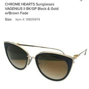 0270ab9a075f Chrome Hearts Accessories - Chrome Hearts Vegenius II Sunglasses price neg
