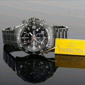 Invicta  Other - $800 Invicta Men's Specialty Chronograph watch