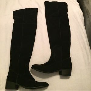 Steve Madden Shoes - Steve Madden Over the Knee Suede Boots