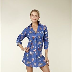 BedHead Other - Bed head Botanical Voile Long Sleeve Nightshirt