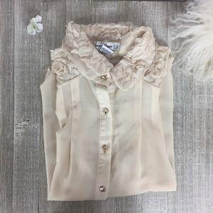 Floral blouse ♥