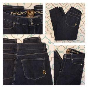 Rich & Skinny Denim - 💙👖Gorgeous Rich & Skinny Ankle Zipper Jeans 30