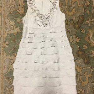 Dresses & Skirts - Grey cocktail dress size 8