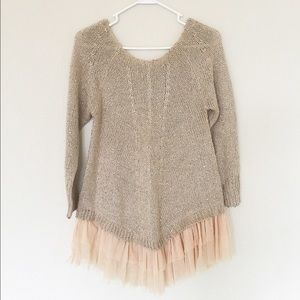 Sweaters - Beautiful sequins lace sweater