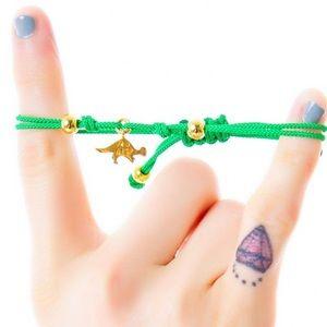 Joyrich Jewelry - JOYRICHxGIZA dino charm bracelet