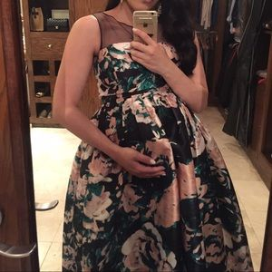 Gown, maternity or not!