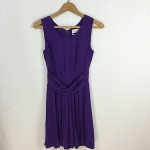 Doo.Ri Dresses & Skirts - 💥$10 SALE!!💥Doo.Ri under.ligne purple silk dress