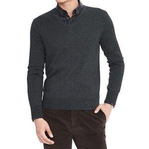 Banana Republic Other - Banana Republic Silk Cotton Cashmere Vee Sweater