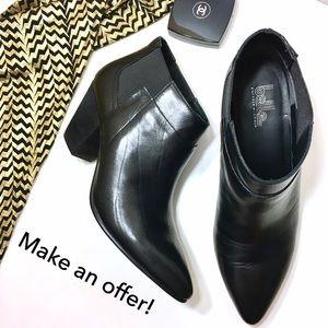 Sigerson Morrison Shoes - Sigerson Morrison Leather Booties
